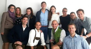 Global Shapers Team- Munich